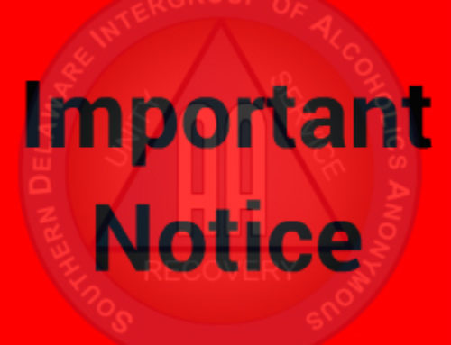 Important Notice on Meetings & COVID-19
